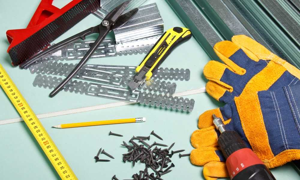 Tools you Need to Frame and Drywall your Basement