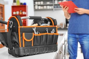 DEWALT DG5553 Tool Bag Review