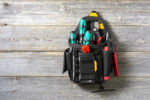 DEWALT DGL523 Lighted Tool Backpack Bag Review